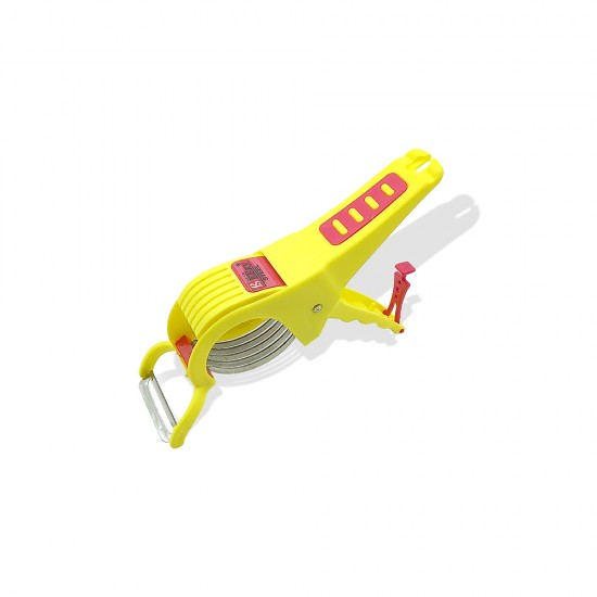 Beezy Multi vegetable cutter with peeler