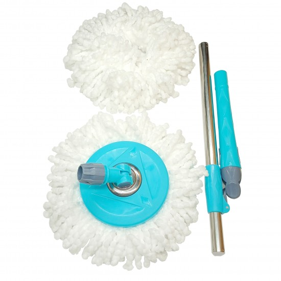 Beezy Spin Bucket Mop with 2 Refills