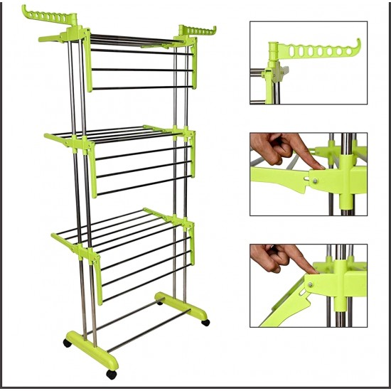 Beezy ABS Cloth Drying Rack