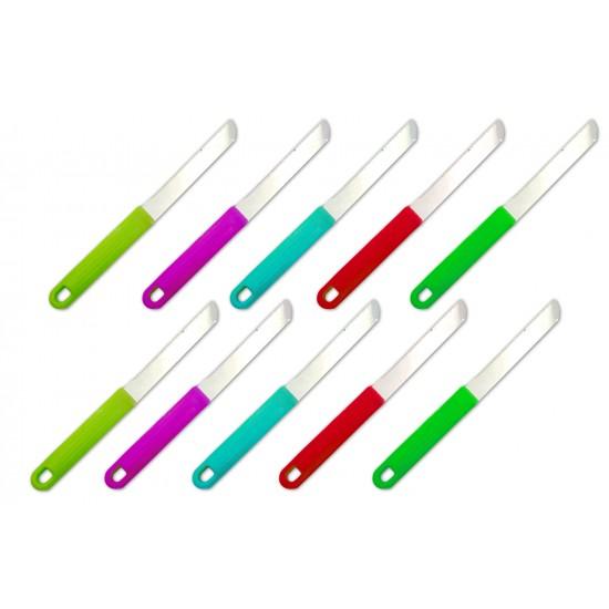 Beezy 10 Pcs Knife Laser Colour